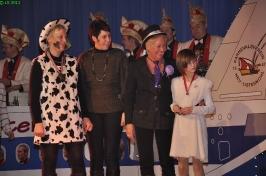 Prinzeneinführung 2011
